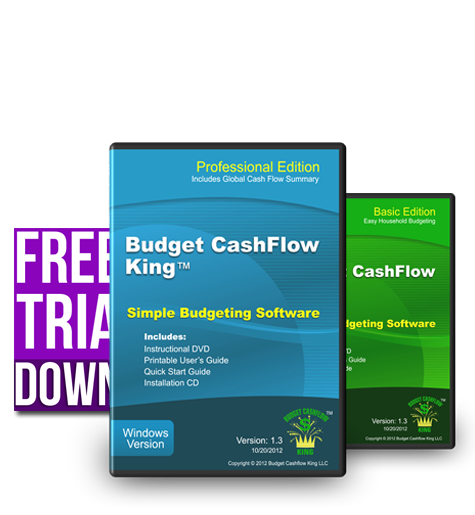 organize your finances with this simple budgeting software